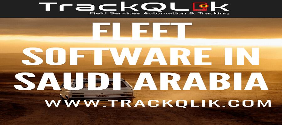 5 Ways Fleet Software in Saudi Arabia Can Improve Productivity