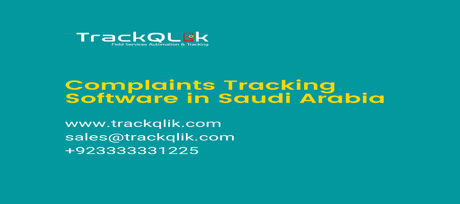 Learn More About Complaints Tracking Software in Saudi Arabia
