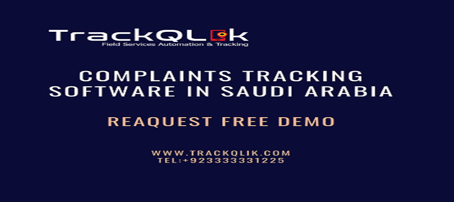 Complaints Tracking Software in Saudi Arabia Realize They're Being Heard