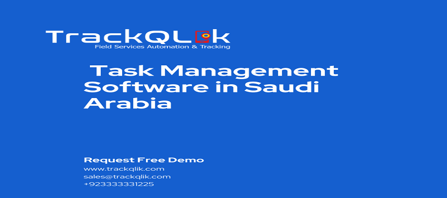Importance of Task Management Software in Saudi Arabia for Businesses