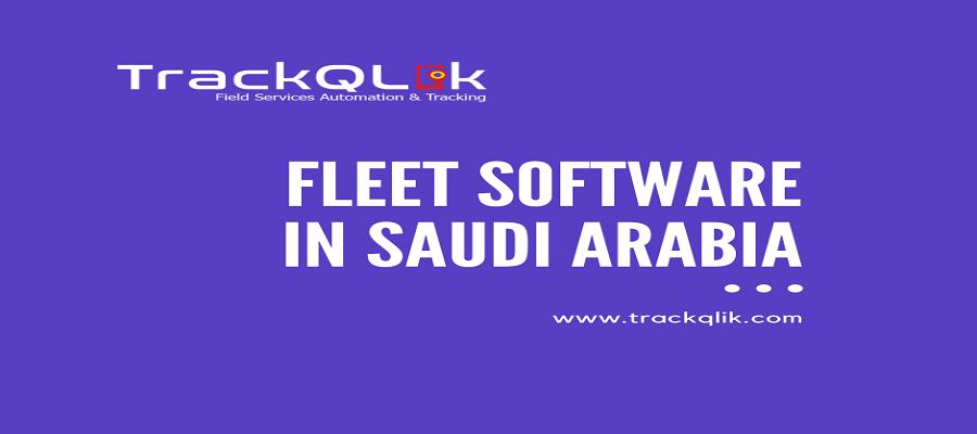 How Fleet Software in Saudi Arabia Can Improve Productivity